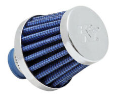 "62-1600BL K&N Vent Air Filter 3/8""-1/2""ID FLG X 2""OD B X 1-3/4""H X 1.5"" TP CR (K"