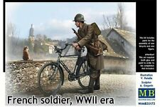 MasterBox MB35173 1/35 French Soldier WWII era