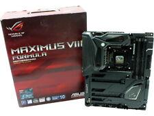 MOTHERBOARD ASUS MAXIMUS VIII FORMULA 1151 DDR4