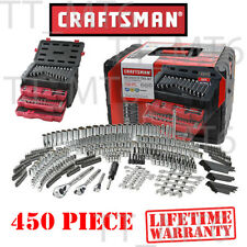 Craftsman 450 Piece Mechanic's Tool Set With 3 Drawer Case Box #311 254 230