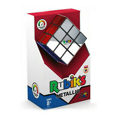 Original Rubik's Cube Zauberwürfel Premium Version Metallic Puzzlespielzeug