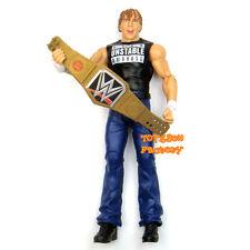 WWE Dean Ambrose Unstable Painted Shirt Wrestling Action Figure Kid Toys Mattel