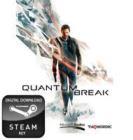QUANTUM BREAK PC STEAM KEY