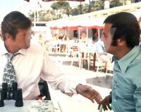 The Persuaders (TV) Roger Moore, Tony Curtis 10x8 Photo