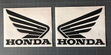 sticker HONDA autocollant logo ailes 600 750 1000 RR CBR CBF hornet vfr cb