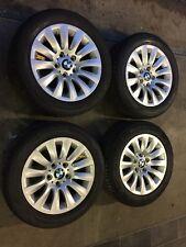 BMW E90 E91 LCI Alufelgen Styling 282 DUNLOP 205 55 R16 91V 6783628 SOMMERREIFEN