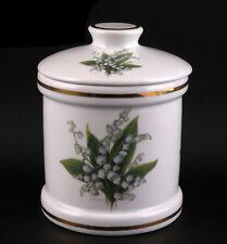 9947032 Porcelain Gebäck-dose Kämmer Lily of the Valley 13x16cm