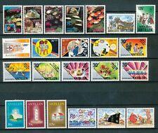 Nederlandse Antillen jaargang 1991 postfris