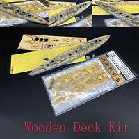 Wooden Deck Masking Sheet CY700067 for FLYHAWK 1/700 HMS Agincourt Battleship