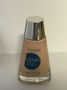 Covergirl Clean Oil-Control Liquid Makeup, # 540 Natural Beige (1 oz) 1 Bottle