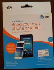 At&t go phone sim card 4g Lte
