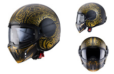Caberg fantasma Maori Jet casco de cara abierta Moto Motocicleta