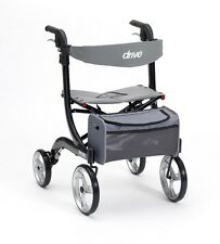 Walking Frame Rollator - THE FAMOUS *NITRO* - LIGHT, COMFORTABLE AND LUXURIOUS