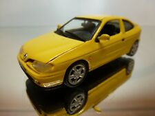 MADE IN PORTUGAL - RENAULT MEGANE COUPE - YELLOW 1:43 - EXCELLENT - 1