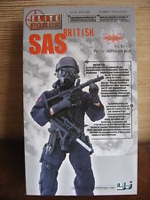 "1/6 12""  GI JOE ACTION MAN BBi BRITISH SAS ELITE FORCE POLICE GENDARMERIE"