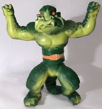 "Vintage Mattel 1979 Krusher 14"" Figure Monster Enemy Stretch Armstrong Rare Wear"