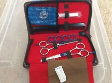 Professional barber hairdressing scissors5.5inch left handed new case/access £10