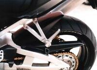 Honda CBR929 2000-2001  Rear Wheel Gloss Black Hugger by Pyramid Plastics