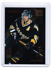 96-97 1996-97 Zenith #74 Jaromir Jagr Pittsburg Penguins Pinnacle