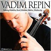 Vadim Repin, Vadim Repin CD , Acceptable, FREE & Fast Delivery