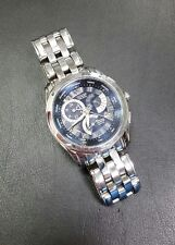 Citizen Eco-Drive Calibre 8700 Blue Face Solar Watch (BL8000-54L)