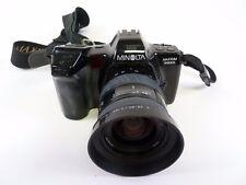 Minolta Maxxum 7000i with AF 28-80MM F4-5.6 Lens, Filter, & Strap in EC