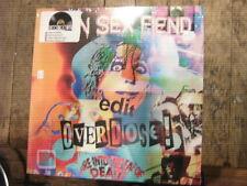 Alien Sex Fiend Edit Overdose LP + CD SEALED #ED WHITE COLOR 180G Vinyl RSD 2017