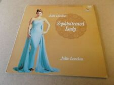 JULIE  LONDON,SOPHISTICATED LADY,LIBERTY LST 7203,