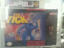 The Tick (Super Nintendo, SNES) NEW SEALED VGA 85+ MINT!