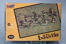 YH112 HAT hät 1/72 maquette figurine 7004 US Infantry WWI 48 piece