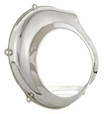 VESPA PX/PE FLYWHEEL COVER STAINLESS STEEL