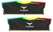 Team T-Force Delta RGB 16GB (2x8GB) DDR4 3200MHz Dual-Channel RAM Kit