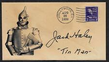 The Wizard of Oz Tin Man Collector Envelope Original Period 1939 Stamp OP1109