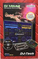 DJ Tech - DJ Mouse - MP3 Mixing Software, Mouse & Scratch Mat