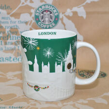 Starbucks ® City Mug Londres beau relief 2015 Ltd pm EDT Cup villes tasse gobelet uk