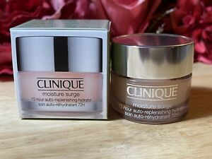 CLINIQUE Moisture Surge 72 Hour Auto-Replenishing Hydrator .5 Oz