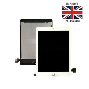 For iPad Pro 9.7 Touch Screen Digitizer LCD Assembly A1673 A1674 A1675 White