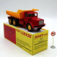 Dinky Super toys 572 Berliet G.B.O AVEC Benne Carriere Basculante Atlas Diecast