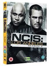 NCIS LOS ANGELES 9 (2017-2018): NCIS LA TV Season Series - NEW Rg2 DVD not US