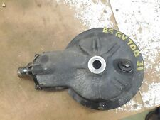 suzuki madura gv700 rear end final drive gears differential  700 1986 1985