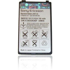2x Sony Ericsson T226 T230 T237 T290 Z200 Z500 Z502 Z506 K700 Battery BST-35 OEM