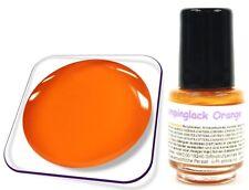 5ml Stamping Lack für KONAD Nail, Stempellack, Farbe: Orange