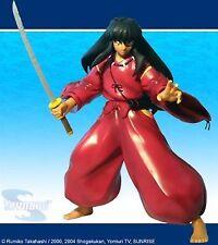 Ultarama anime Inuyasha in Human Form 6in Action Figure Toynami Toys- OOP
