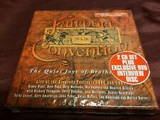 Fairport Convention Quiet Joys of Brotherhood 2 CD BOX + DVD INTERVIEW RARE! NEW