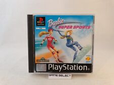 BARBIE SUPER SPORTS SONY PLAYSTATION 1 2 3 PS1 PS2 PS3 PSX PAL ITALIANO COMPLETO