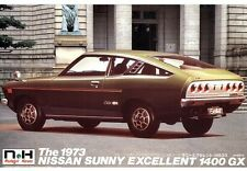Doyusha 1/24 Scale The 1973 Nissan Sunny Excellent 1400 GX
