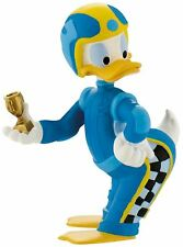 Mickey & the Roadster Racers- Racer Donald Disney Bullyland Toy Cake Topper