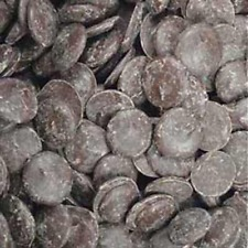 CADBURY DARK CHOCOLATE MELTING BUTTONS (3 KILOS)