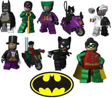 10 lego batman wall sticker decal photo paper