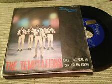 "TEMPTATIONS - SPANISH 7"" SINGLE SPAIN PROMO YOU ARE MY  TAMLA MOTOWN 67 SOUL"